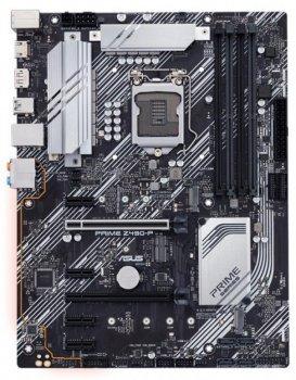 Материнська плата Asus Prime Z490-P Socket 1200