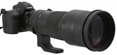 Об'єктив Sigma S 500mm f/4.0 DG OS HSM (Canon)