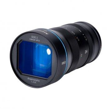 Об'єктив Sirui Anamorphic czarny 24mm f/2.8 MFT Micro 4/3 Olympus