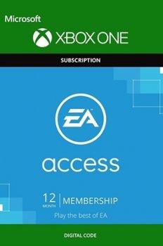 Подписка иксБокс EA Access на 12 месяцев (иксБокс One) | Все Страны
