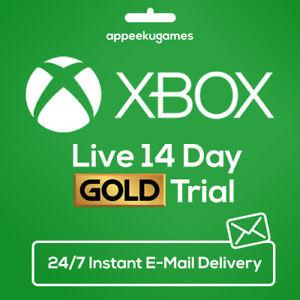 Підписка іксбокс Live Gold Золотий Статус на 14 днів, (Всі Країни)