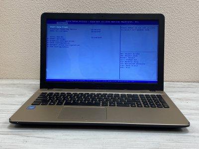 Ноутбук ASUS R541S / 15,6 / INTEL N3060 / 2 RAM / HDD 500 Б/У