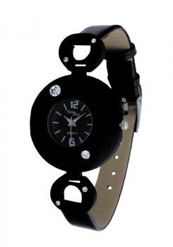 Женские часы NewDay Ch156d черные
