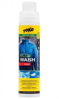 Засіб для прання пухових виробів Toko Eco Down Wash 250 ml (5582606)