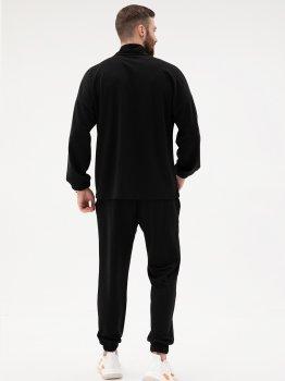 Спортивный костюм ISSA PLUS GN-432_черный Черный
