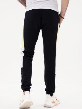 Спортивні штани ISSA PLUS SG-20_темно-синій Темно-сині
