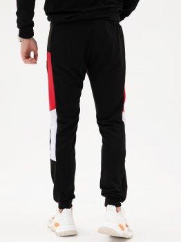 Спортивні штани ISSA PLUS SG-20_чорний Чорні