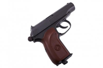 Пневматичний пістолет Umarex Makarov Ultra Blowback
