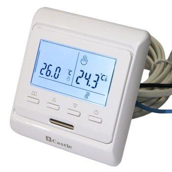 Терморегулятор программируемый Castle M 6.716