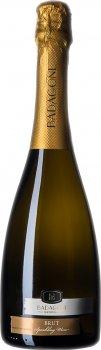Вино игристое Badagoni Бадагони белое брют 0.75 л 12.5% (4860006041157)