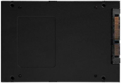 """Kingston SSD Upgrade Kit KC600 256GB 2.5"""" SATAIII 3D TLC (SKC600B/256G)"""