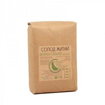 Солод житній ферментований Organic Eco-Product, 2 кг