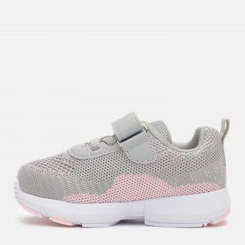 Кросівки Bartek T-11288005 Сірий/Рожевий