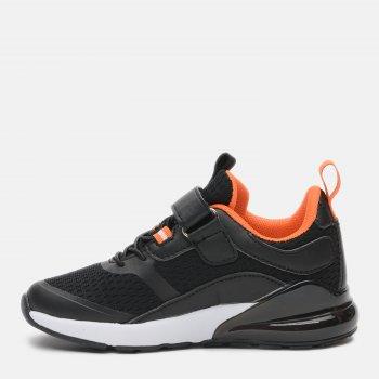 Кроссовки Bartek T-15538001 Черный/Оранжевый