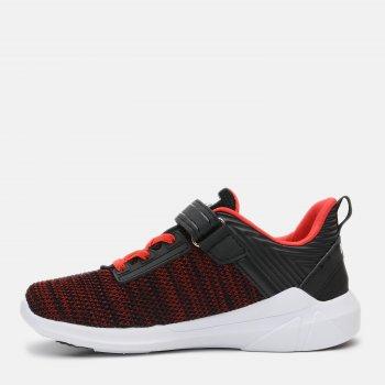 Кроссовки Bartek T-18208005 Черный/Красный