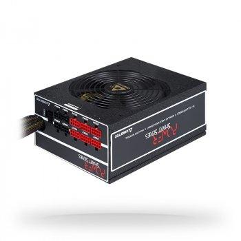 Блок питания Chieftec GPS-1250C, ATX 2.3, APFC, 14cm fan, Gold, modular, RTL