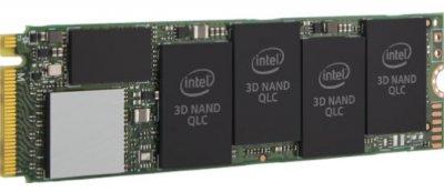 Intel 660P 512GB M.2 PCIe 3.0 x4 QLC (SSDPEKNW512G8X1)