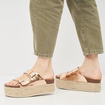 Сабо XTI Pu Ladies Sandals 48119-2463 Светло-розовые