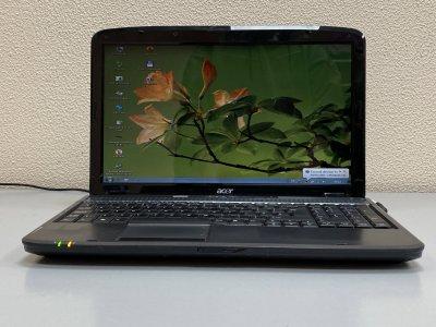 Ноутбук Acer 5735Z / 15.6 / INTEL Т4200 / RAM 4 / 160 HDD Б/У
