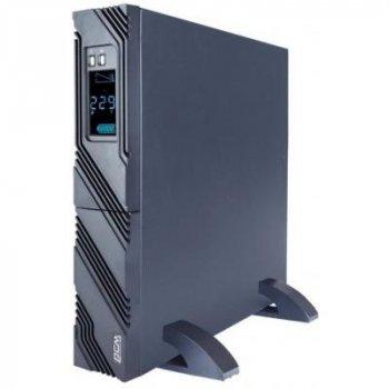 Пристрій безперебійного живлення Powercom SPR-1000 LCD (SPR-1000.LCD)