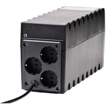 Пристрій безперебійного живлення Powercom RPT-800A Schuko