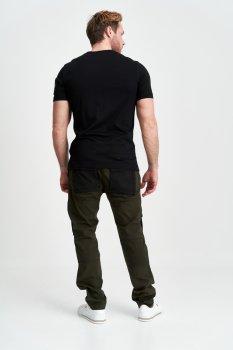 Зеленые штаны Anti-G с карманами Aeronautica Militare 3971