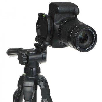 Универсальный штатив Weifeng Трехсекционный 151 см с 3D-головкой + Пульт Bluetooth (WF0007700X23730PT)
