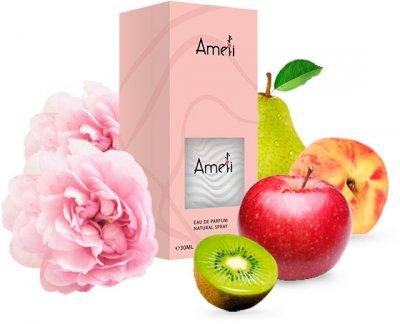 Парфюмированная вода для женщин Ameli 422 Версия Cherry in the Air (Escada) 30 мл (ROZ6205064831)