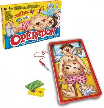 Настільна гра Операція (оновлена) Hasbro (B2176)