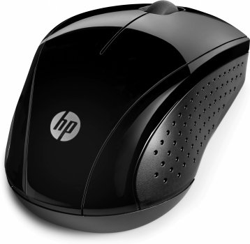Миша HP 220 Wireless Black (3FV66AA)
