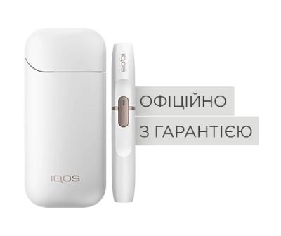 Набір для нагрівання тютюну IQOS 2.4 Plus White (7622100905738/7622100815778)