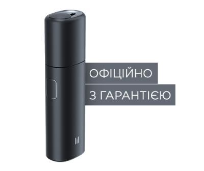 Набір для нагрівання тютюну LiL Solid Black (7622100817628)
