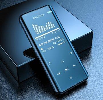 MР3-плеер Ruizu D25+ Max Bluetooth HI FI 8Gb с внешним динамиком Чёрный