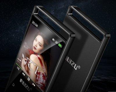 Ruizu MP3 плеер D01 4Gb Original Чёрный