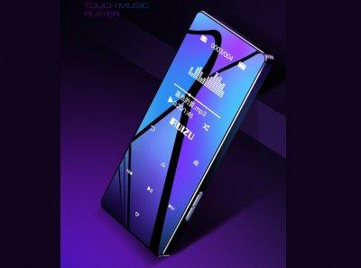 Ruizu MP3 плеер D28+ 4Gbс внешним динамиком Чёрный