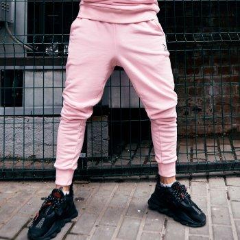 Спортивные штаны Пушка Огонь Jog розовые