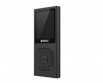 MP3-плеєр Ruizu X28 HI-FI 4Gb Original Чорний