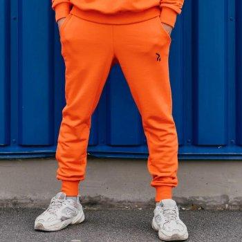 Спортивные штаны Пушка Огонь Jog оранжевые