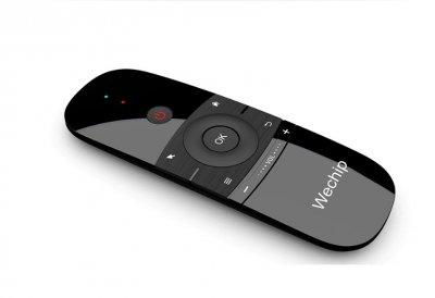Пульт WeChip W1 Air mouse клавиатура с гироскопом