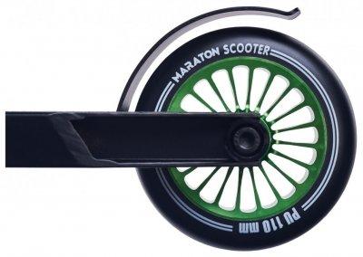 Самокат трюковий Maraton трюкової самокат, ar. 26545, зелений