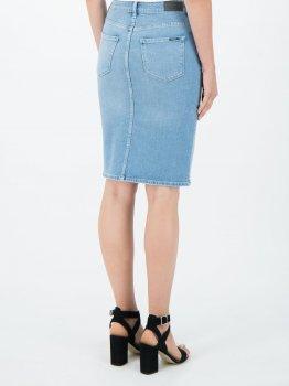 Юбка джинсовая Garcia Jeans GS100324-5850 Синяя