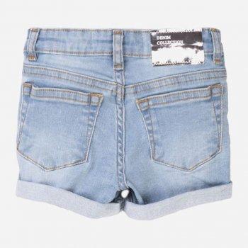 Шорти джинсові Minoti 6Dshort 1 17226-17227 Світло-сині