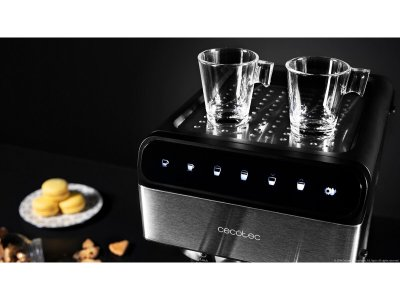 Кофеварка Cecotec Power Instant-ccino 20 Touch Serie Nera CCTC-01558 (8435484015585)