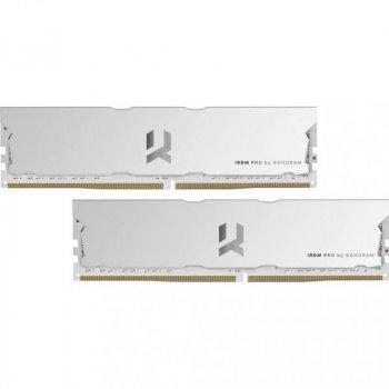 DDR4 2x8GB/4000 Goodram Iridium Pro Hollow White (IRP-W4000D4V64L18S/16GDC)