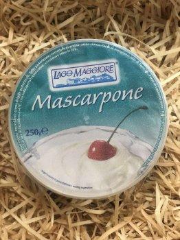 Сыр Маскарпоне Mascarpone Lago Maggiore 250г