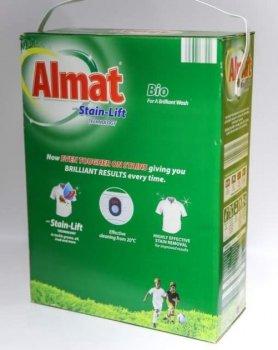 Пральний порошок Almat Bio 6,5 кг 100 прань