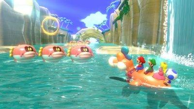 Super Mario 3D World + Bowsers Fury (Switch, русская версия)