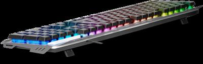 Клавіатура дротова Defender IronSpot GK-320L USB Black (45320)