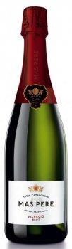 Вино игристое Pere Ventura Mas Pere Seleccio Brut белое брют, 0.75 л 11.5% (8426998259756)