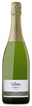 Вино игристое Pere Ventura Vallbona Seleccion белое брют, 0.75 л 11.5% (8426998267751)